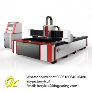 Good price hot selling kingcutting KCL 1000W/500W/1500W steel laser cutting machine china supplier
