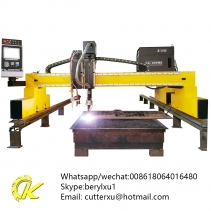 China Discount Price Heavy Duty High Quality KCG CNC Plasma Cutting Machinery Factory factory