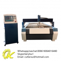 China hot selling stainless steel high quality king cutting table plasma cutter factory factory